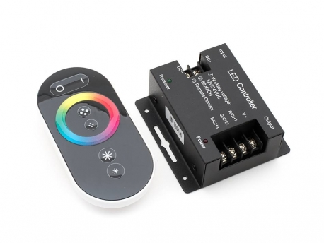 Led controller touch DELUCE 24А 12/24 В